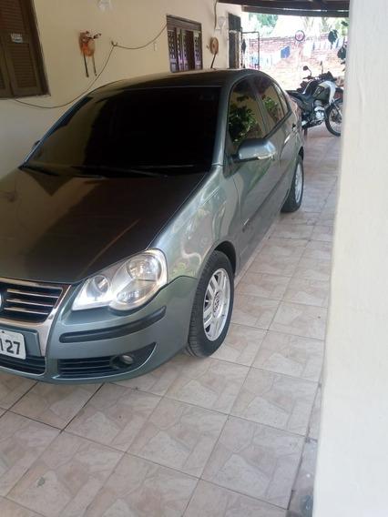 Volkswagen Polo 1.6 Vht Total Flex 5p 2010