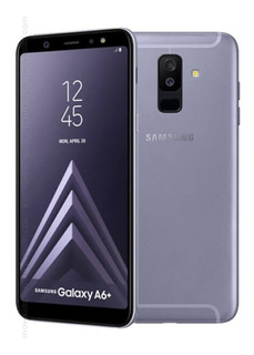 Celular Samsung A6 Plus Gris