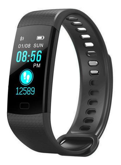Smartband Bluetooth 4.0 Gadnic Ip67 Frecuencia Cardiaca Paso