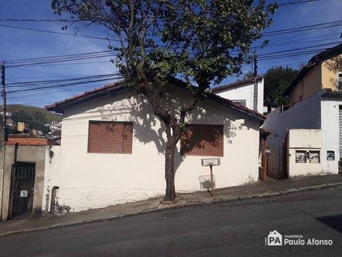 Casa Com 2 Dormitórios À Venda, 375 M² Por R$ 300.000,00 - Jardim Bela Vista - Poços De Caldas/mg - Ca0164