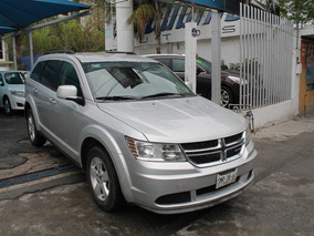 Dodge Journey Sxt 2011 Credito Disponible