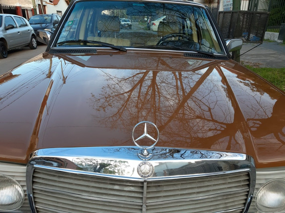 Mercedes-benz 230 E Nafta Funciona Todo Aire Techo Electrico