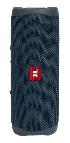 Imagen 1 de 4 de Bocina JBL Flip 5 portátil con bluetooth blue