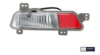 Lanterna Parachoque Tras Ld (olho De Gato ) Cruze Hatch 2012
