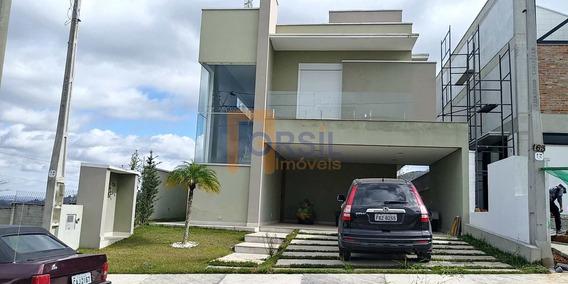 Sobrado De Condomínio Com 3 Dorms, Fazenda Rodeio, Mogi Das Cruzes - R$ 1.2 Mi, Cod: 1662 - V1662
