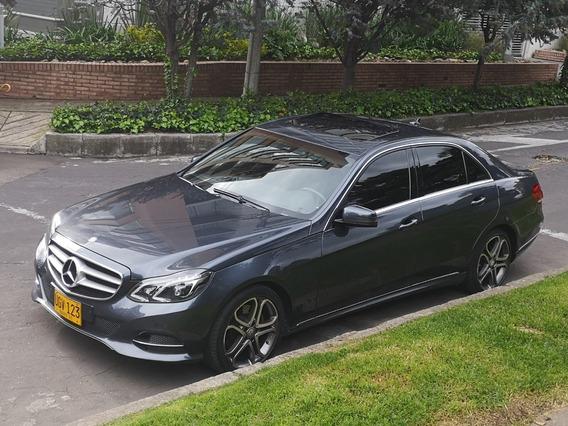 Mercedes Benz E200 Automatico 2014 Turbo 2,0