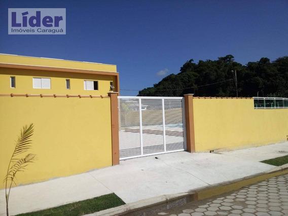 Sobrado Com 2 Dormitórios À Venda, 74 M² Por R$ 235.000,00 - Recanto Som Do Mar - Caraguatatuba/sp - So0109