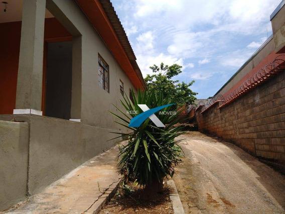 Casa 3 Quartos, 6 Vagas De Garagem Para Locação - Pindorama/bh - Ca0764