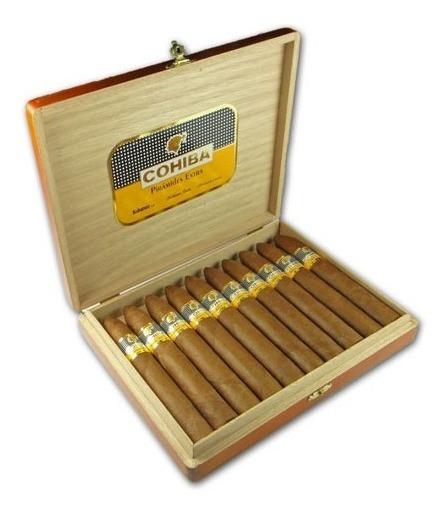 Habanos Cohiba Piramide Extra X10u - Cigarros - Puros