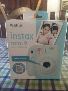 Camara Instax Mini Fujifilm 9