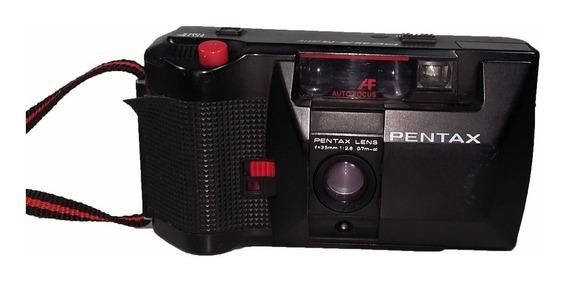 Camera Pentax Pc35af-m Retirada De Peças