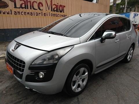 Peugeot 3008 Griffe 1.6 Tb Aut 2012