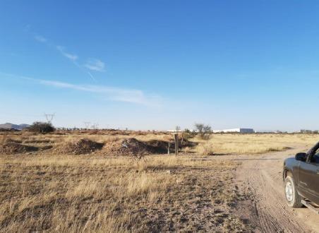 Terreno En Venta Zona Industrial, San Luis Potosi