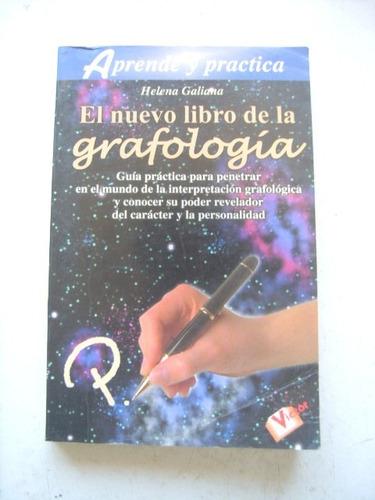 Nuevo Libro De La Grafología Fr Helena Galiana