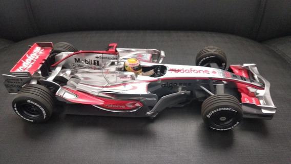 Mclaren Mp 4/23 L Hamilton 1/18 Carro Campeão Do Mundo 2008