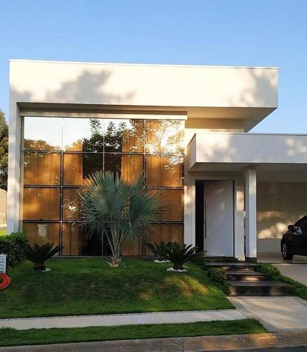 Imagem 1 de 30 de Casa Com 4 Suítes À Venda, 223 M² Por R$ 1.870.000 - Condomínio Residencial Duas Marias - Indaiatuba/sp - Ca11379