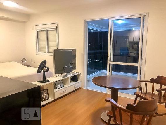 Apartamento Para Aluguel - Picanço, 1 Quarto, 38 - 893060882