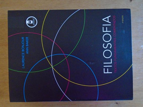 Filosofia Textos Fundamentais Comentados, 2 Edição, Artmed