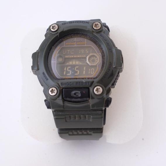 Relógio De Pulso Masculino Casio Original 3293 Militar