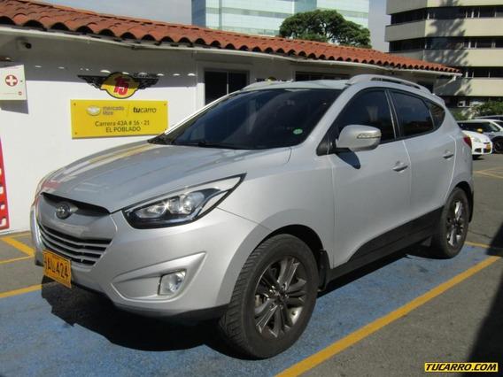 Hyundai Tucson Ix35 2.4 4*4