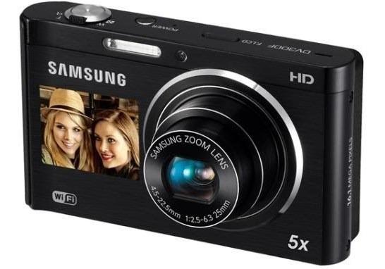 Câmera Digital Samsung Dv300 Smart Wi-fi 16.1 (frete Eu Pago