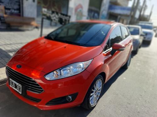 Imagen 1 de 6 de Ford Fiesta Kinetic Design 2014 1.6 Design 120cv Titanium