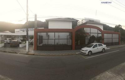 Sobrado Para Alugar No Bairro Centro Em Mongaguá - Sp. - 1455-2