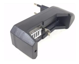 Carregador Para Bateria Lanterna Tática 3.7v Promoção