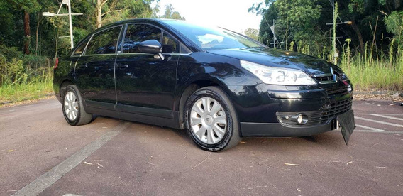 Citroën C4 Pallas 2.0 Exclusive Flex Aut. 4p 2011
