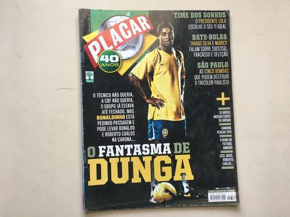 Revista Placar 1339 Ronaldinho São Paulo Grêmio J821