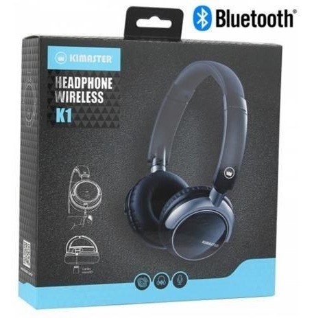 Fone Kimaster Headphone Wireless K1 Kimaster