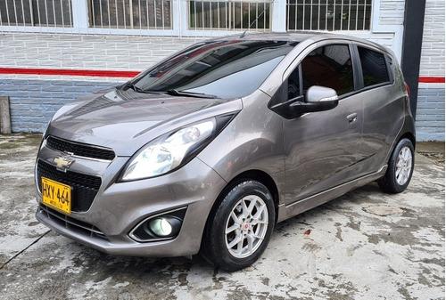 Chevrolet Spark Gt Ltz Mod 2015 Full Equipo Vencambio