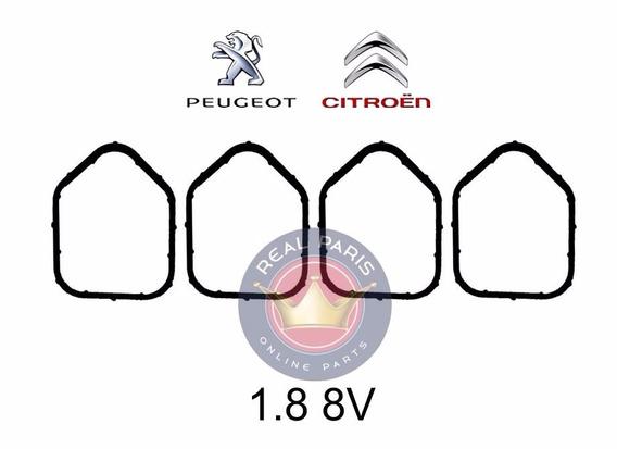 Kit Anel Oring Coletor Admissão Peugeot Partner Berlingo 1.8
