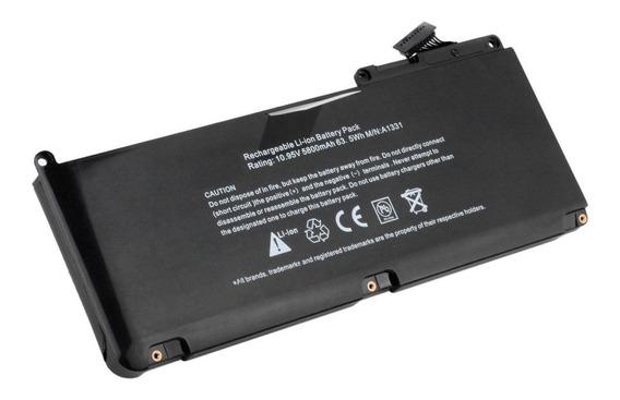 Bateria Compativel Macbook A1342 A1331 White Unibody