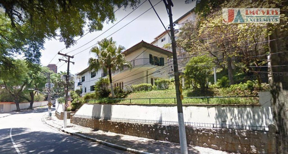 Casa Comercial À Venda, Pacaembu, São Paulo - Ca0953. - Ca0953