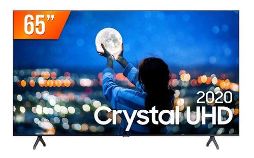 Smart Tv Led 65  Ultra Hd 4k Samsung 65tu7000 2 Hdmi 1 Usb