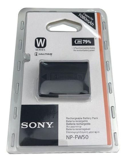 Bateria Sony Np-fw50 A55 A35 A33 Nex-7 Nex-5 Nex-3 A37k