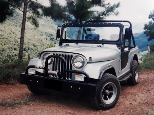 Imagem 1 de 6 de Jeep Willys V8