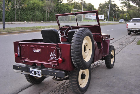 Jeep Willys Cj2a 1946