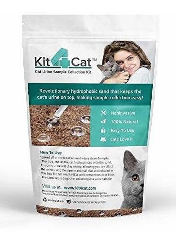 Kit4cat Kit4cat Sand Hydrophobic Bolsa De 2 Lb