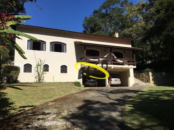 Casa Residencial À Venda, Condomínio Meu Recanto, Embu Das Artes. - Ca3830