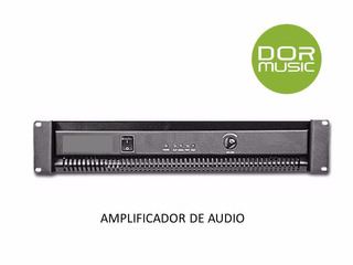Amplificador De Audio 660w En Dor Music
