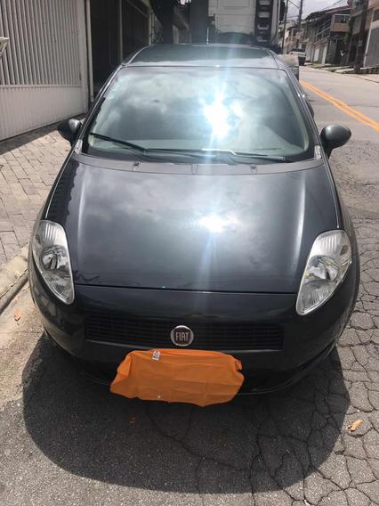 Fiat Punto 1.4 Attractive Flex 5p 2012