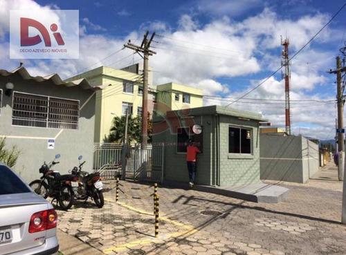 Imagem 1 de 11 de Apartamento Com 2 Dormitórios À Venda, 55 M² Por R$ 150.000,00 - Chácara Do Visconde - Taubaté/sp - Ap0289