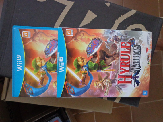 Zelda Hyrule Warriors Wii U Wiiu Original $90