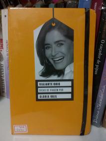 Livro Viajante Chic Gloria Kalil