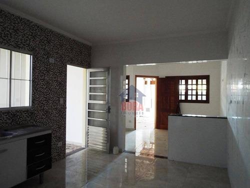 Casa Residencial À Venda, Chácaras Maringá, Atibaia. - Ca0200