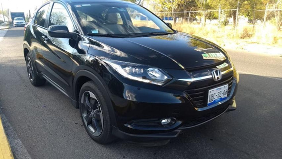 Honda Hr-v 5p Touring Cvt Piel Qc F. Led Ra-17
