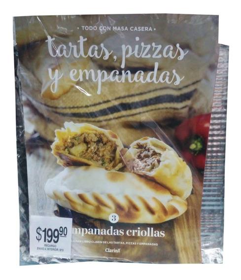 Coleccion Todo Con Masa Nº3 Empanada Criolla + Molde Tarta