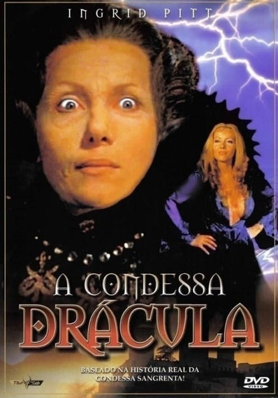 A Condessa Drácula Dvd